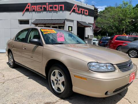 2004 Chevrolet Classic for sale at AMERICAN AUTO in Milwaukee WI