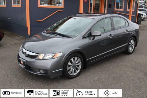 2009 Honda Civic for sale at Sabeti Motors in Tacoma WA