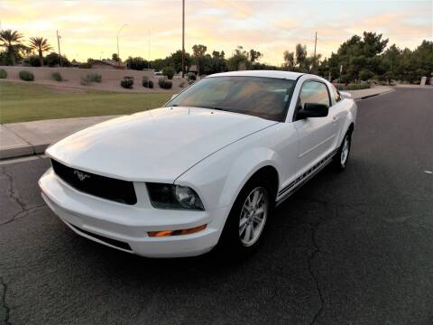 2006 Ford Mustang for sale at Allstate Auto Sales in Mesa AZ