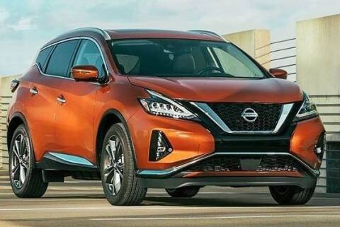 2020 Nissan Murano for sale at Diamante Leasing in Brooklyn NY