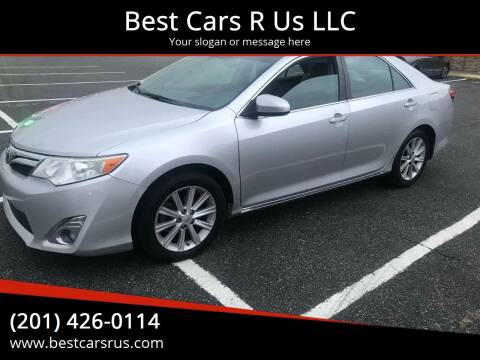 2012 Toyota Camry for sale at Best Cars R Us LLC in Irvington NJ