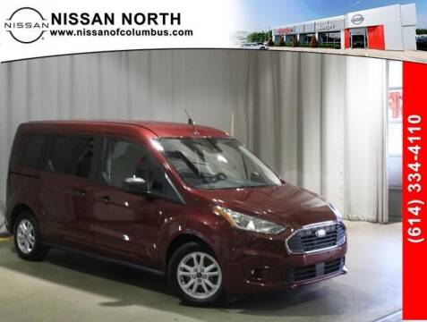 2019 Ford Transit Connect Wagon for sale at Auto Center of Columbus in Columbus OH