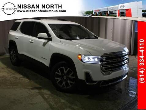 2020 GMC Acadia for sale at Auto Center of Columbus in Columbus OH