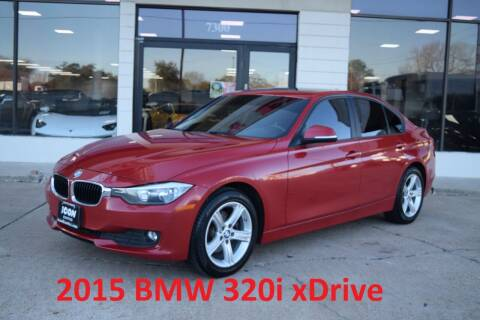 2015 BMW 3 Series for sale at Icon Exotics in Houston TX