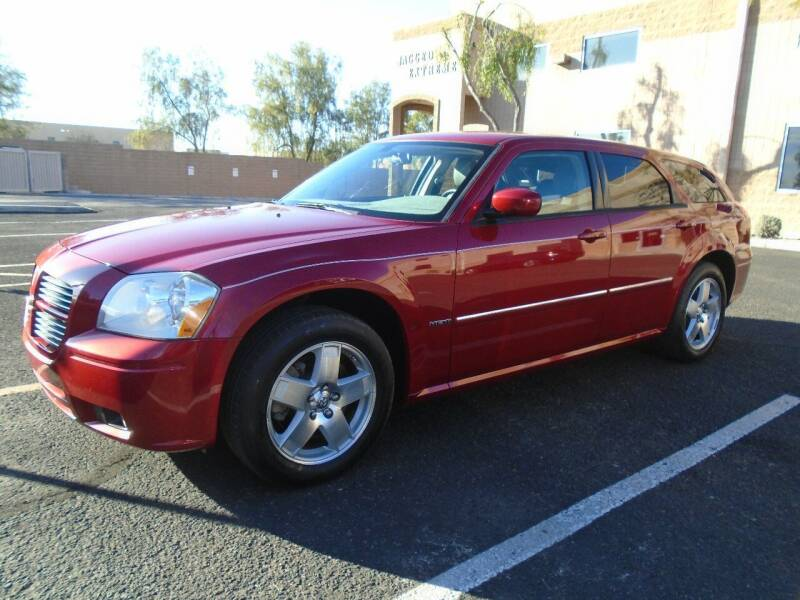 2006 Dodge Magnum for sale at COPPER STATE MOTORSPORTS in Phoenix AZ