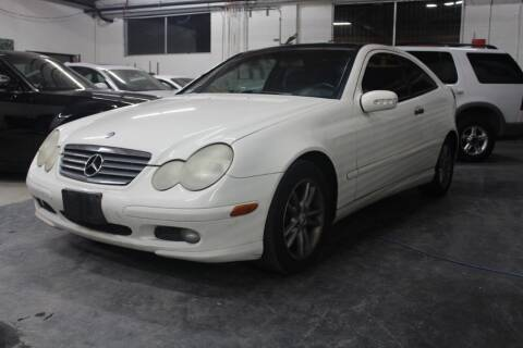 2002 Mercedes-Benz C-Class for sale at United Automotive Network in Los Angeles CA