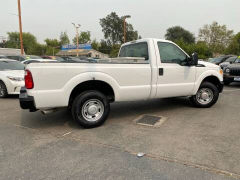 2013 Ford F-250 Super Duty for sale at KAS Auto Sales in Sacramento CA