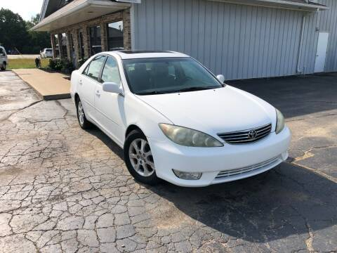 2005 Toyota Camry for sale at Imlay City Auto Sales LLC. in Imlay City MI