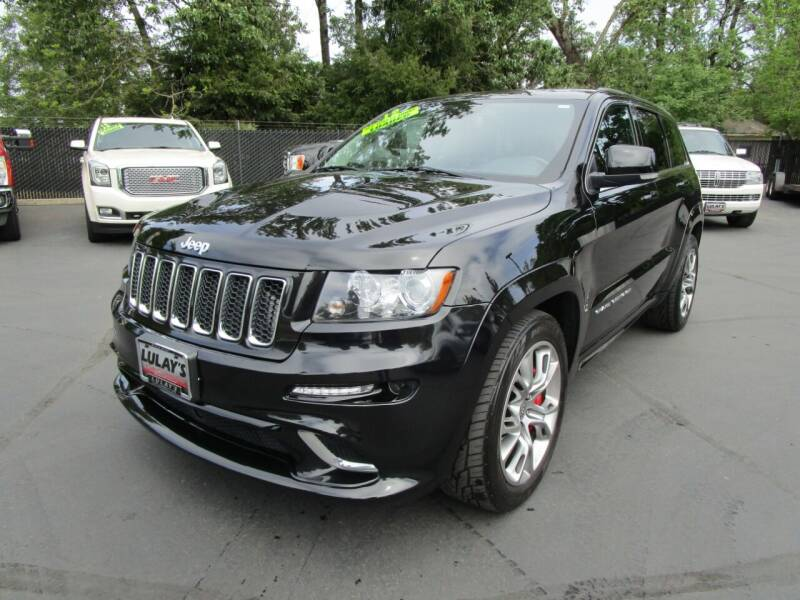 2012 Jeep Grand Cherokee for sale at LULAY'S CAR CONNECTION in Salem OR