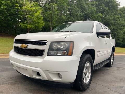 2013 Chevrolet Tahoe for sale at Top Notch Luxury Motors in Decatur GA