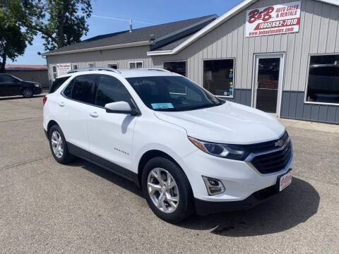 2019 Chevrolet Equinox for sale at B & B Auto Sales in Brookings SD