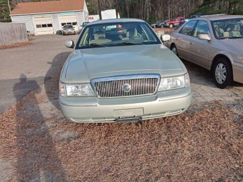 2003 Mercury Grand Marquis for sale at Maple Street Auto Sales in Bellingham MA