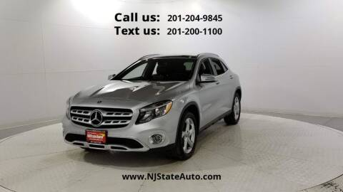 2018 Mercedes-Benz GLA for sale at NJ State Auto Used Cars in Jersey City NJ