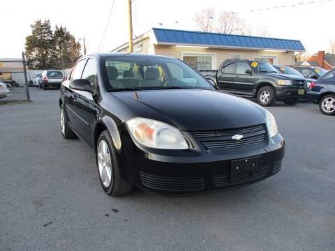 2007 Chevrolet Cobalt for sale at Supermax Autos in Strasburg VA