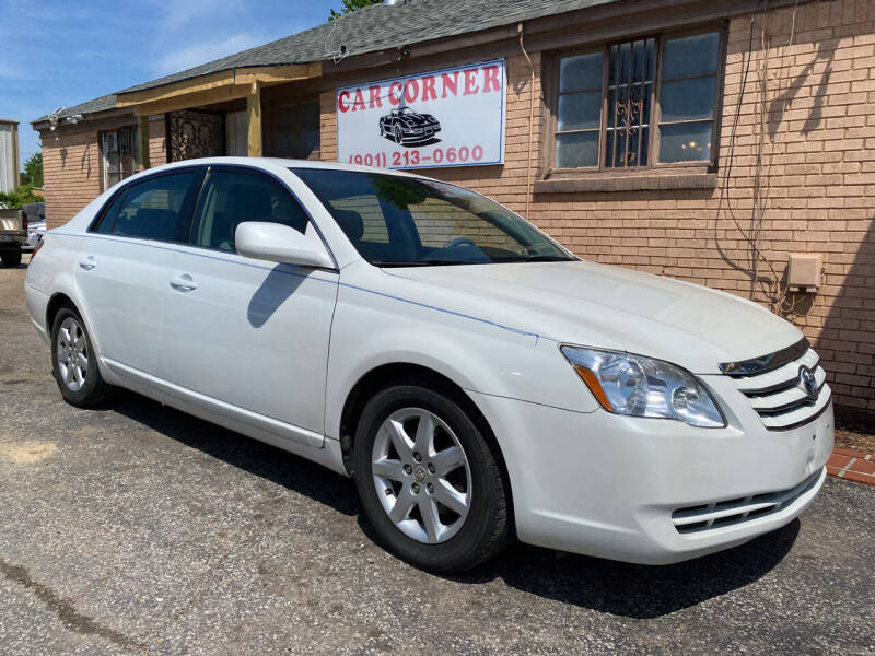 2005 Toyota Avalon for sale at Car Corner in Memphis TN