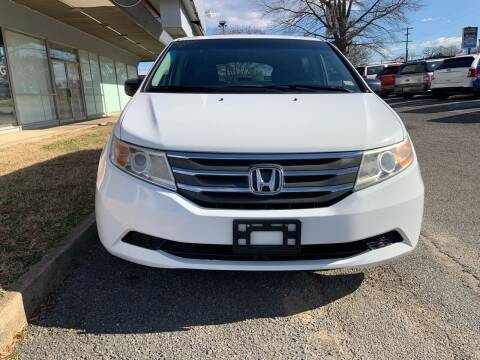 2012 Honda Odyssey for sale at Carz Unlimited in Richmond VA