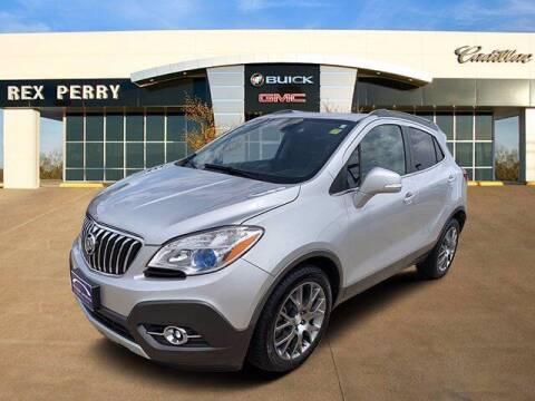 2016 Buick Encore for sale at AutoJacksTX.com in Nacogdoches TX