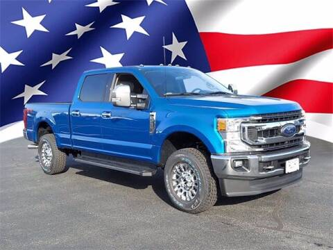 2021 Ford F-250 Super Duty for sale at Gentilini Motors in Woodbine NJ