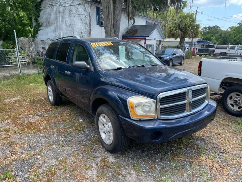 2004 Dodge Durango for sale at Ideal Motors in Oak Hill FL