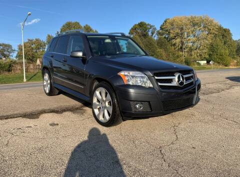 2010 Mercedes-Benz GLK for sale at InstaCar LLC in Independence MO