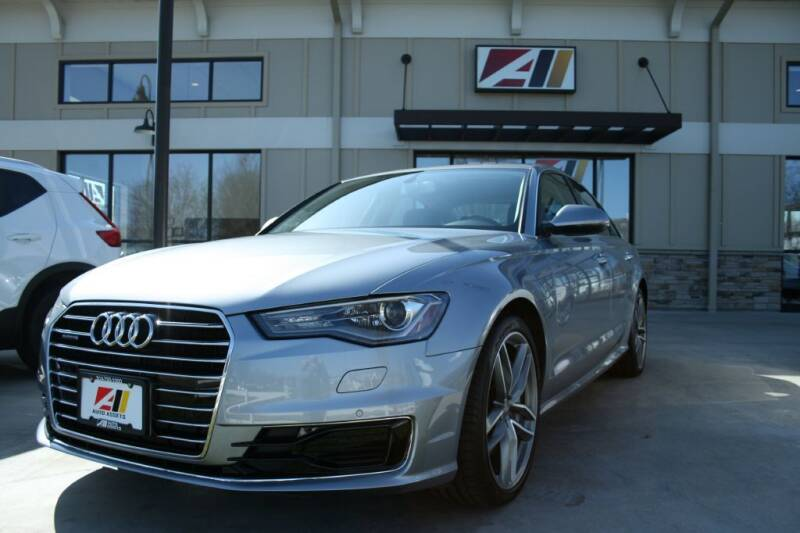 2016 Audi A6 for sale at Auto Assets in Powell OH