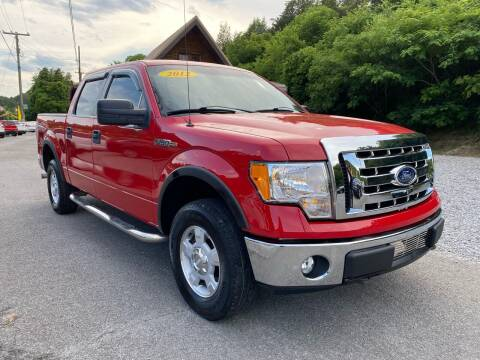 2012 Ford F-150 for sale at Armenia Motors in Seymour TN