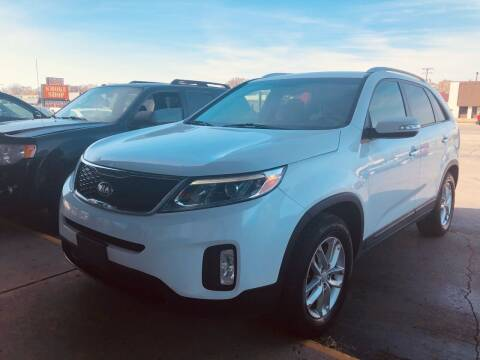 2014 Kia Sorento for sale at Daniel Auto Sales inc in Clinton Township MI