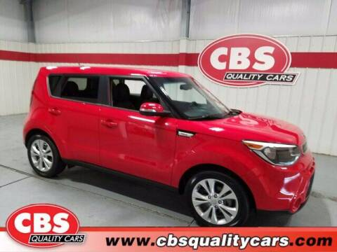 2016 Kia Soul for sale at CBS Quality Cars in Durham NC
