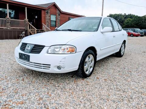 2006 Nissan Sentra for sale at Delta Motors LLC in Jonesboro AR