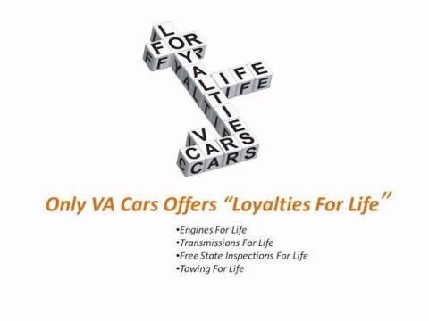 2020 Kia Forte for sale at VA Cars Inc in Richmond VA