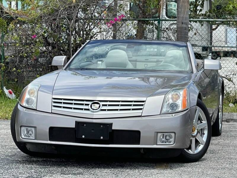 2004 Cadillac XLR for sale in Hollywood, FL
