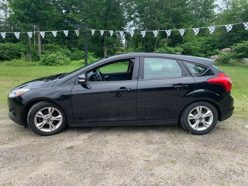 2014 Ford Focus for sale at Hart's Classics Inc in Oxford ME