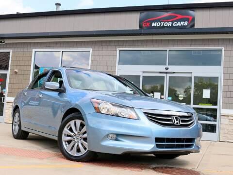 2012 Honda Accord for sale at CK MOTOR CARS in Elgin IL