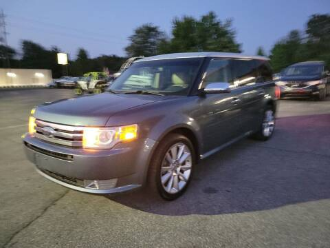 2010 Ford Flex for sale at Cruisin' Auto Sales in Madison IN