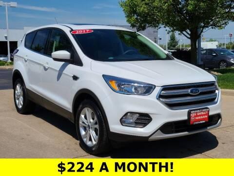 2017 Ford Escape for sale at Ken Ganley Nissan in Medina OH