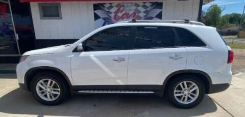 2014 Kia Sorento for sale at Car Country in Victoria TX