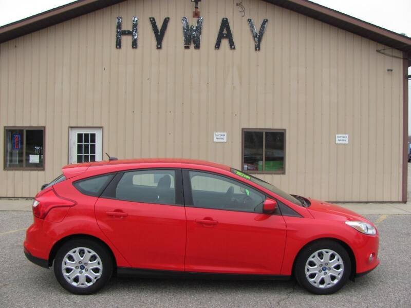 2012 Ford Focus for sale at HyWay Auto Sales in Holland MI