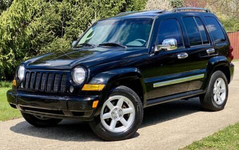 2005 Jeep Liberty for sale at Carmel Truck & Auto in Carmel IN