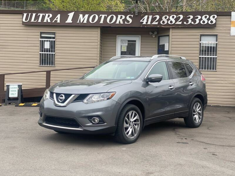 2014 Nissan Rogue for sale at Ultra 1 Motors in Pittsburgh PA