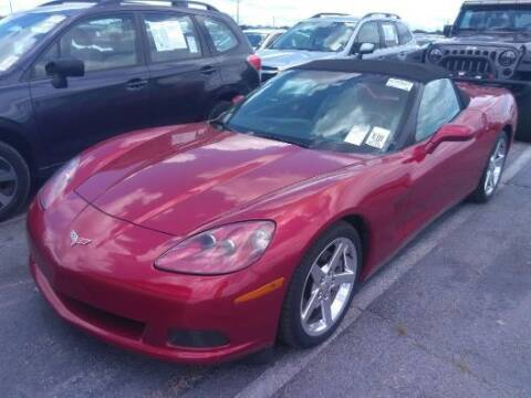 2005 Chevrolet Corvette for sale at Adams Auto Group Inc. in Charlotte NC