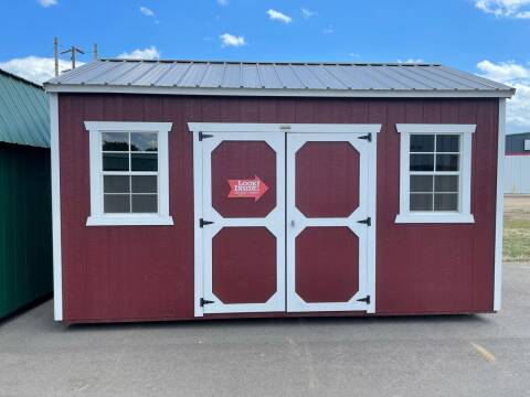 2021 Old Hickory Buildings Utility 8 Ft Walls for sale at Krantz Motor City in Watertown SD