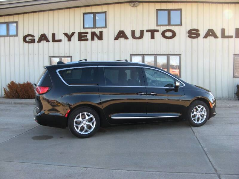 2020 Chrysler Pacifica for sale at Galyen Auto Sales Inc. in Atkinson NE