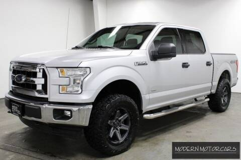 2017 Ford F-150 for sale at Modern Motorcars in Nixa MO