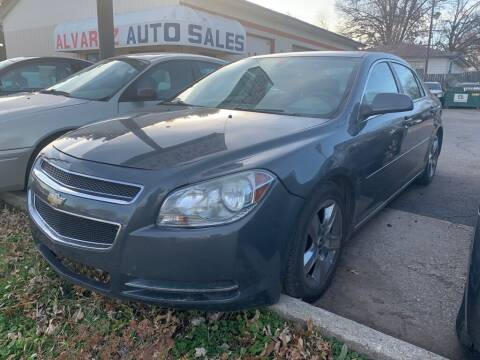 2009 Chevrolet Malibu for sale at ALVAREZ AUTO SALES in Des Moines IA