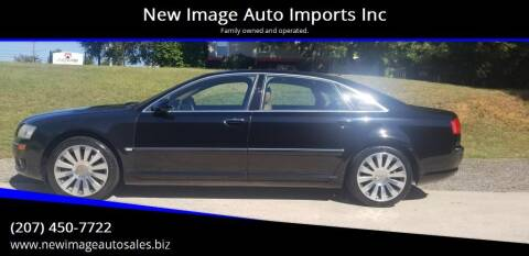2007 Audi A8 L for sale at New Image Auto Imports Inc in Mooresville NC
