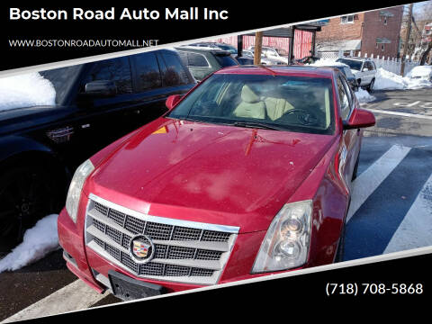 2010 Cadillac CTS for sale at Boston Road Auto Mall Inc in Bronx NY