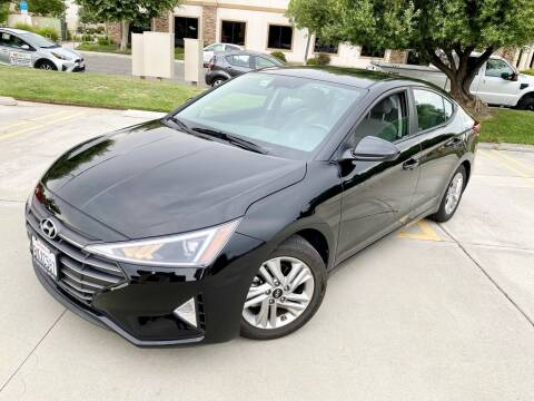 2019 Hyundai Elantra for sale at Destination Motors in Temecula CA