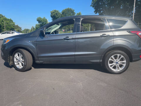 2017 Ford Escape for sale at Beckham's Used Cars in Milledgeville GA