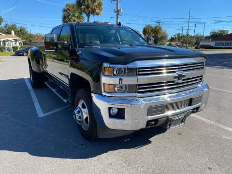 2015 Chevrolet Silverado 3500HD for sale at Consumer Auto Credit in Tampa FL