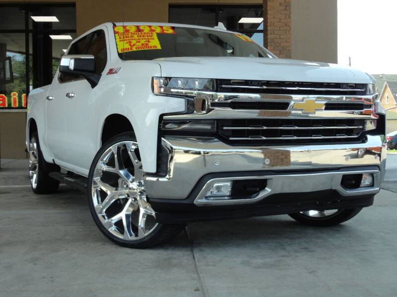 2019 Chevrolet Silverado 1500 for sale at Arandas Auto Sales in Milwaukee WI